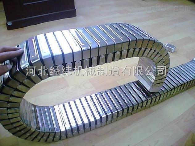 数控机床保护电缆的导管保护套