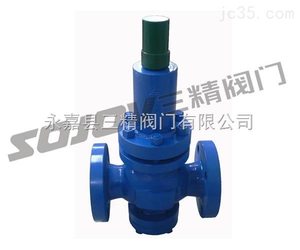 减压阀图片系列:Y42X弹簧薄膜式减压阀,水用减压阀,不锈钢减压阀