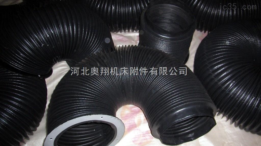 钢圈支撑气缸防尘罩