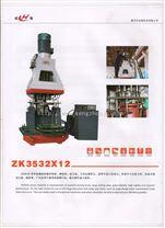 zk3532立式多轴钻床