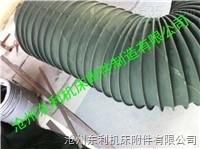 工业通风短形帆布软连接厂家生产价