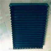 柔性风琴防护罩 钢板导轨防护罩乾冠厂家