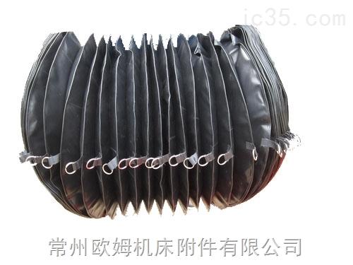 拉链式丝杆保护套