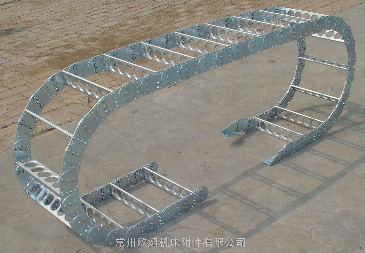 常州钢制拖链厂家