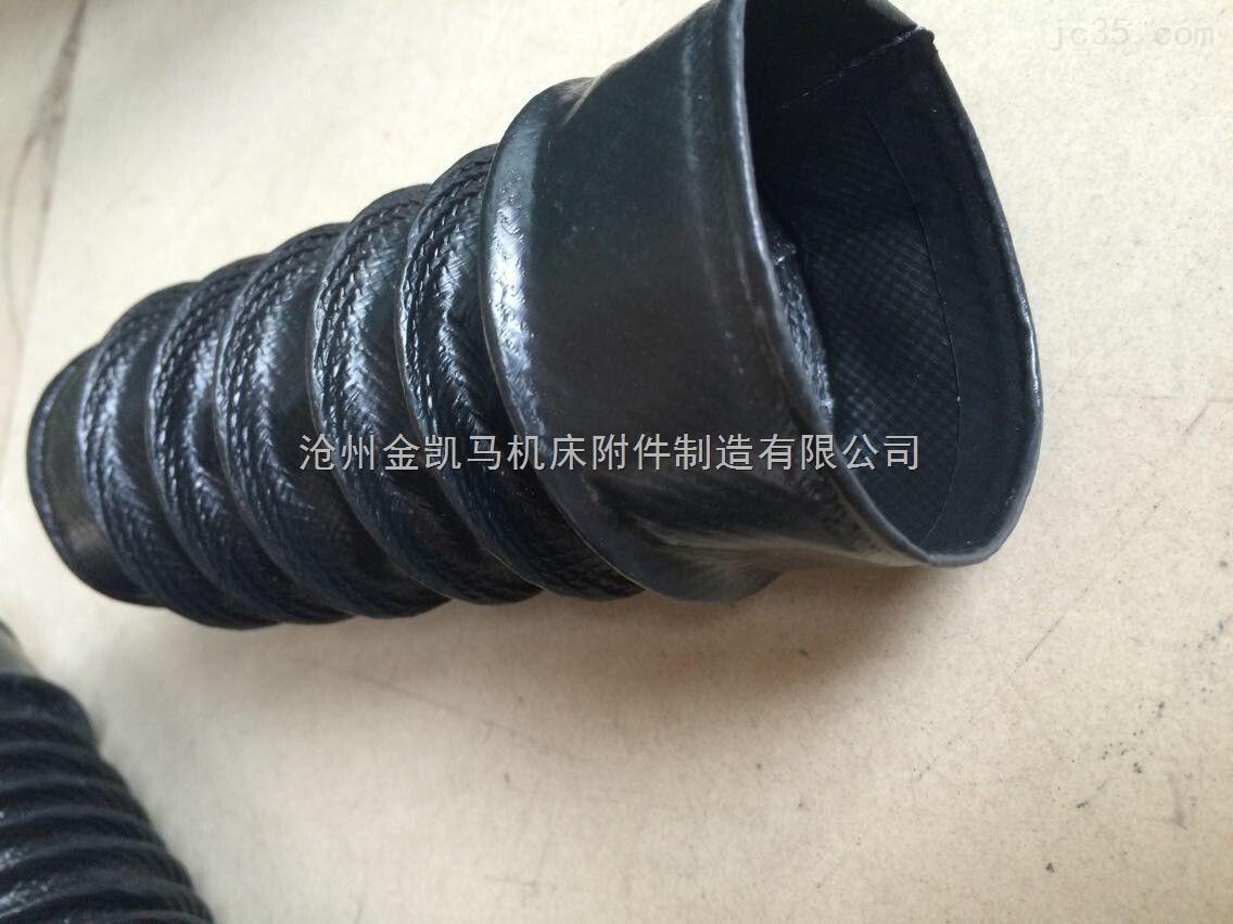 手工缝纫丝杠防护罩、防尘防油伸缩保护套厂家供应