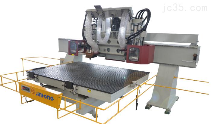 数控木工机械-多功能实木加工中心