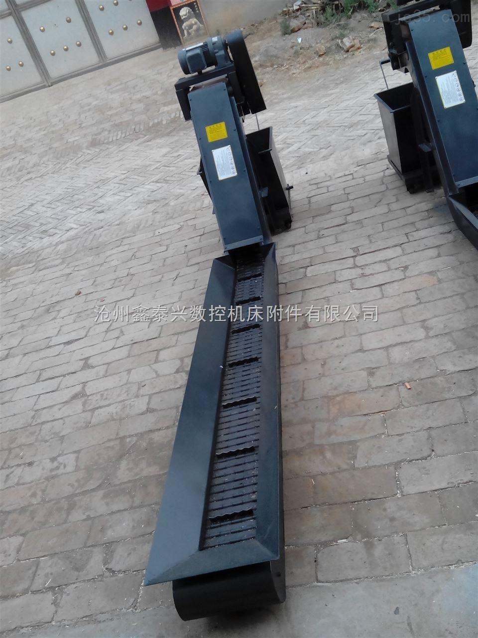 优质刮板排屑机生产质量