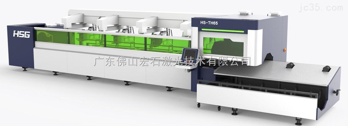 th65-专业切管光纤激光切割机