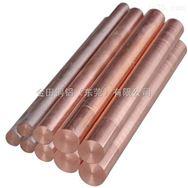 t4高精密无氧紫铜棒制造商 t6大规格无锡紫铜棒批发商