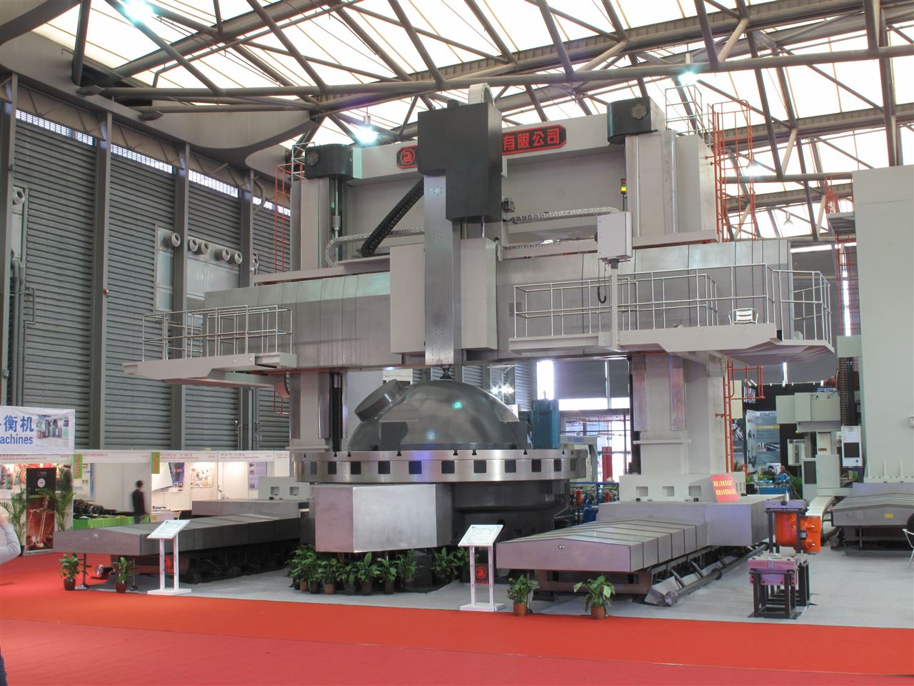 齐齐哈尔二机床-齐二机床车铣复合机床系列产品助力核电行业发展