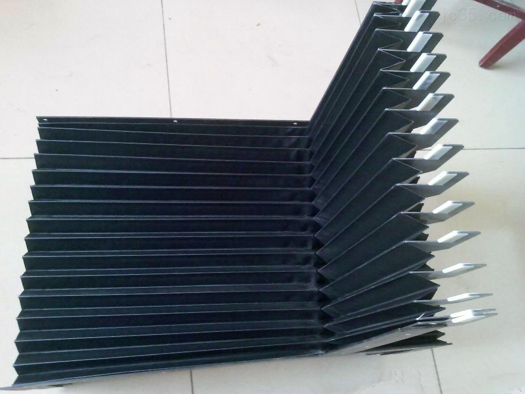 山东德州高明数控龙门铣床钢板式防护罩价格 - 中国供应商