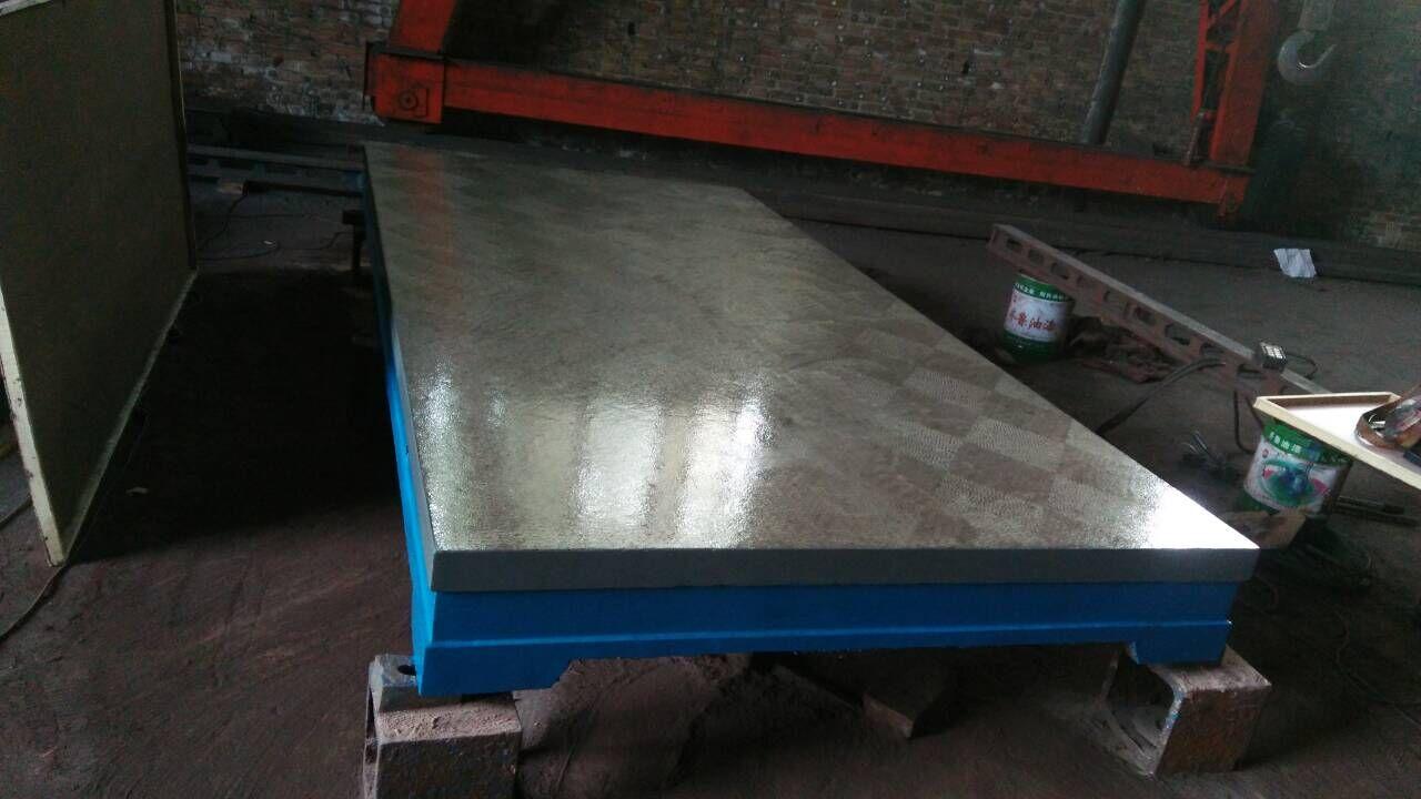 ...应大型铸铁铆焊平台定做 重型钳工平台定做价格 - 中国供应商